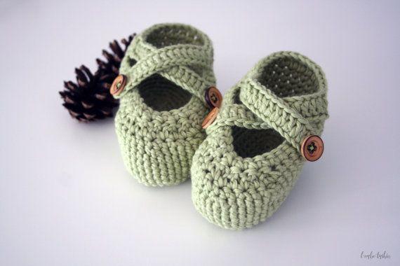 Organische fair trade baby laarsjes sandalen van larbotriki op Etsy