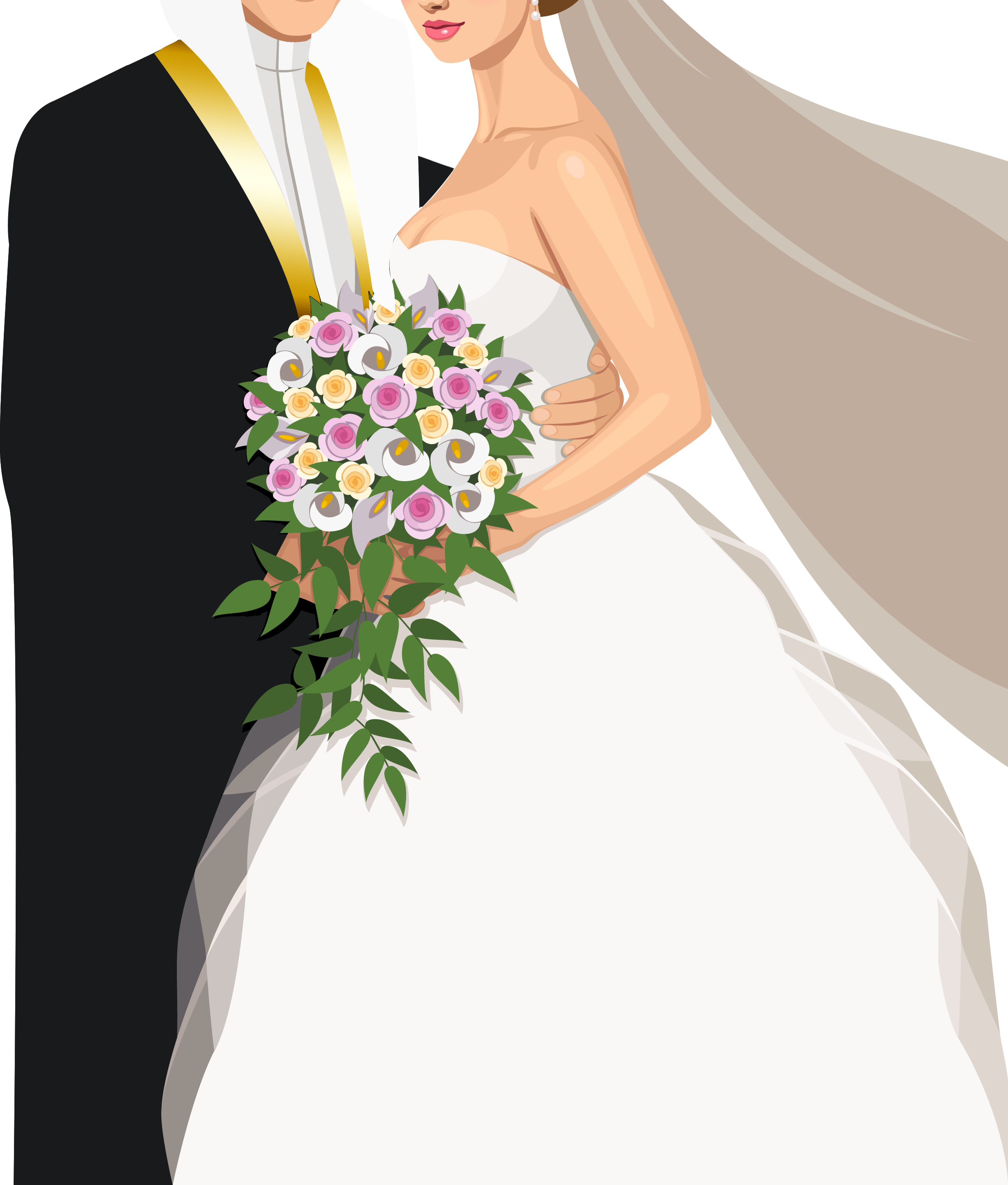 Pin By Neeha Mukadam On Resources Wedding Illustration Wedding Drawing Wedding Images