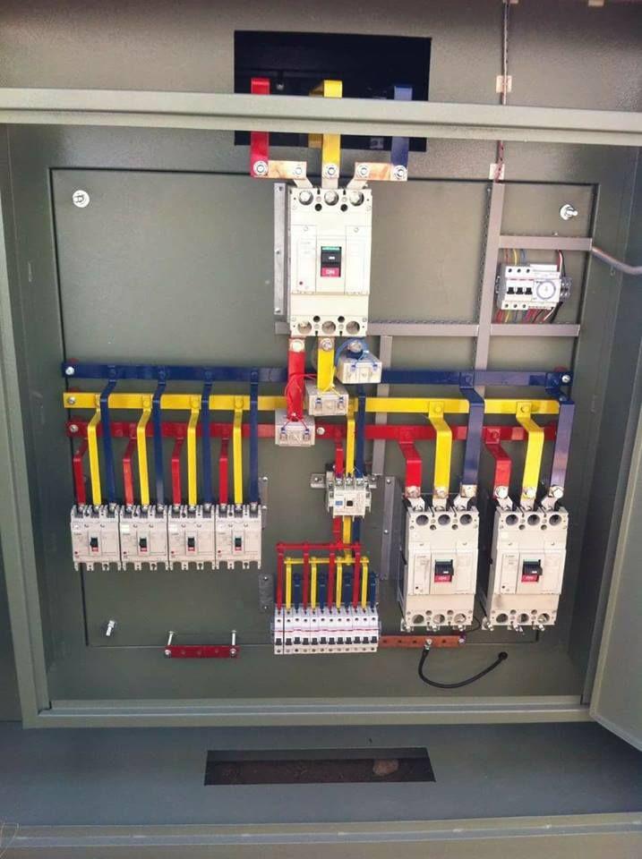 pin by joko santoso on listrik pinterest electrical wiring and rh pinterest com Box Panel Listrik Box Panel Listrik