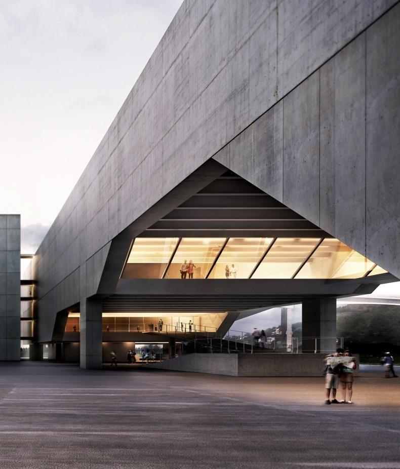 Casa De Artes Espacios Arquitectura Arquitectura De Edificios