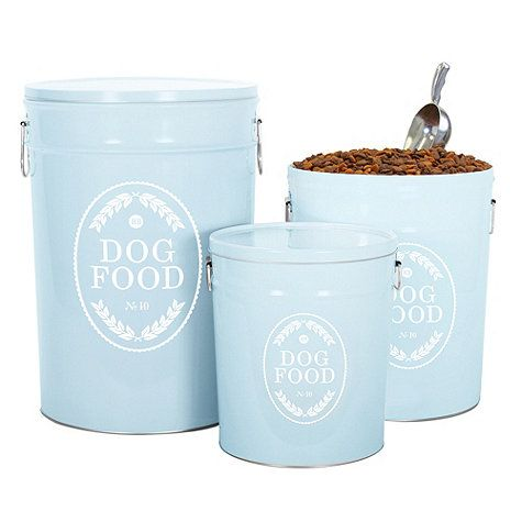 Farmhouse Pet Food Canister By Ballard Designs I Ballarddesigns