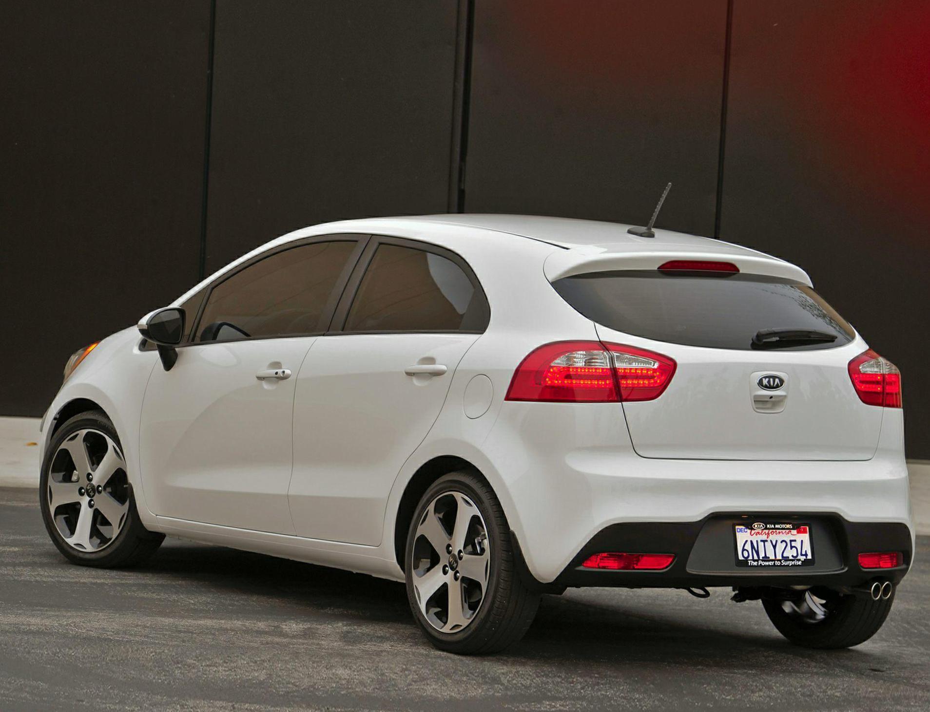 Kia Rio Hatchback For Sale Http Autotras Com