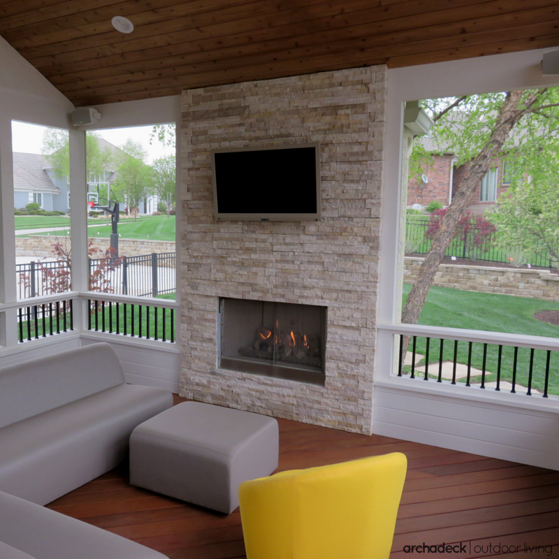 Screened Porch And Patio Ideas