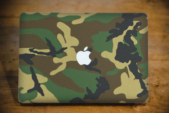 pretty nice 60af7 d822a CAMO MacBook Decal FREE SHIPPING Great Macbook Skin by DesignLads ...