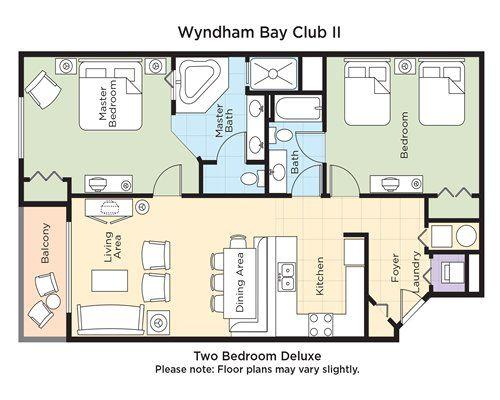 28+ Wyndham bonnet creek 3 bedroom floor plan cpns 2021