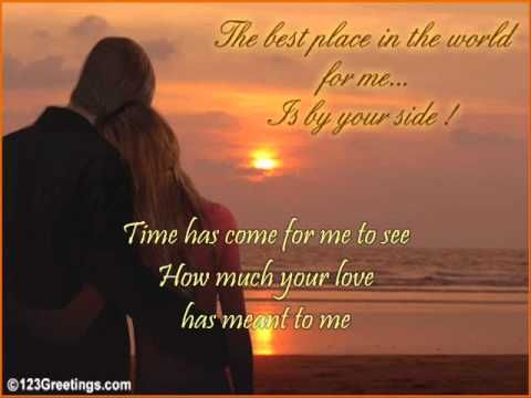 Lyrics of i will always love you by michael johnson