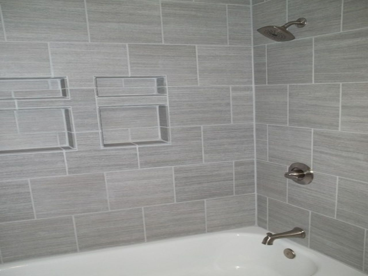 Lovely Bathroom Tile Ideas Home Depot
