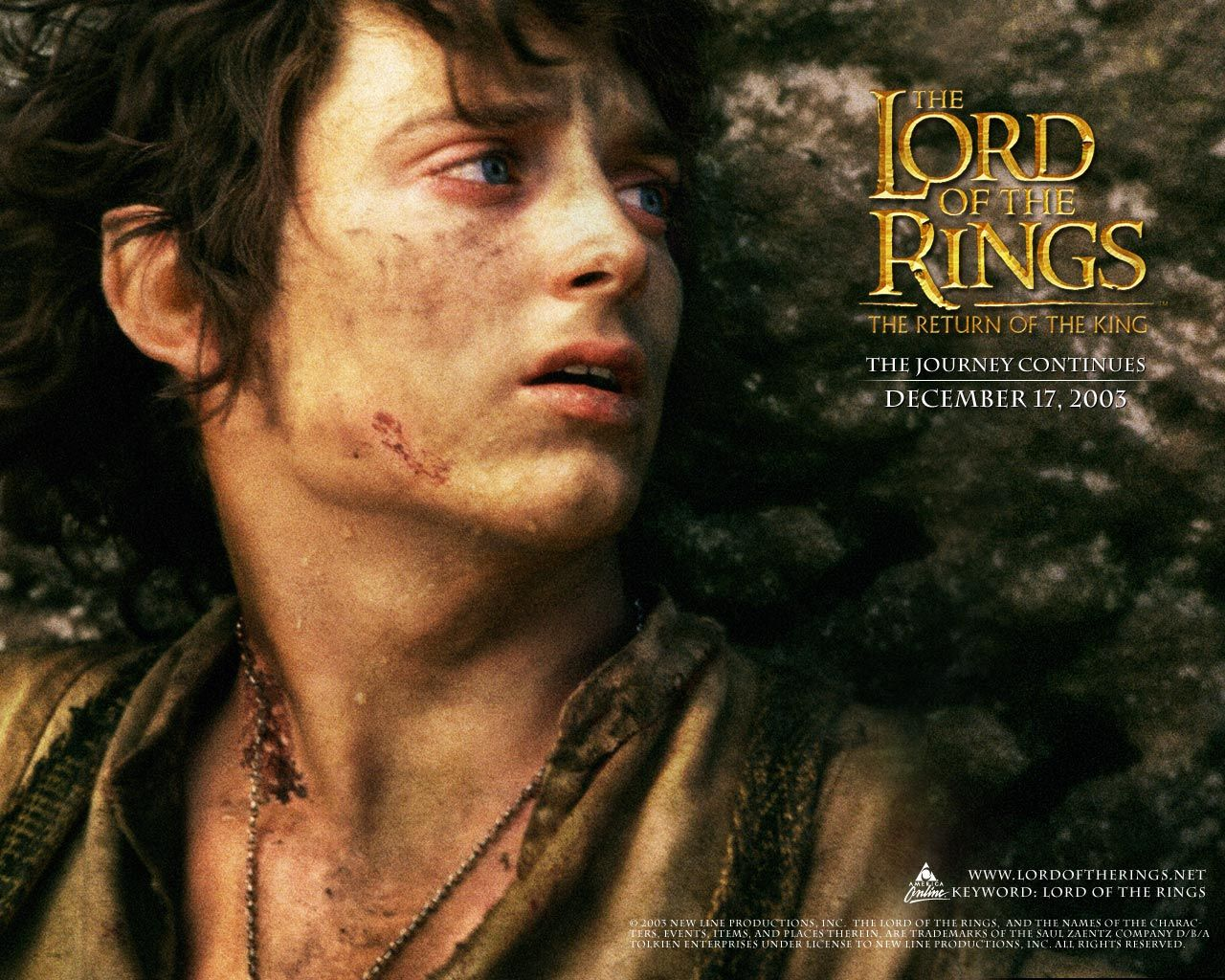 in creature for ring test frodo gollum makeup of as lord news rings the