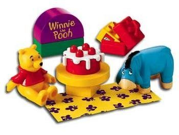 beste keuze later verschillende ontwerpen LEGO DUPLO Winnie the Pooh - Eeyore's Birthday Surprise ...