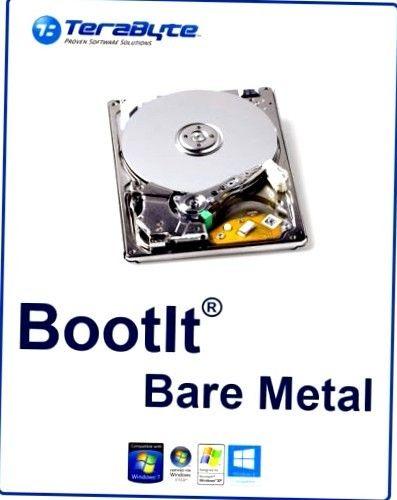 Resultado de imagen de TeraByte Unlimited BootIt Bare Metal