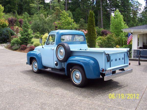 Truck Thursday: Craigslist: 1954 Ford F-100 | 1954 ford ...