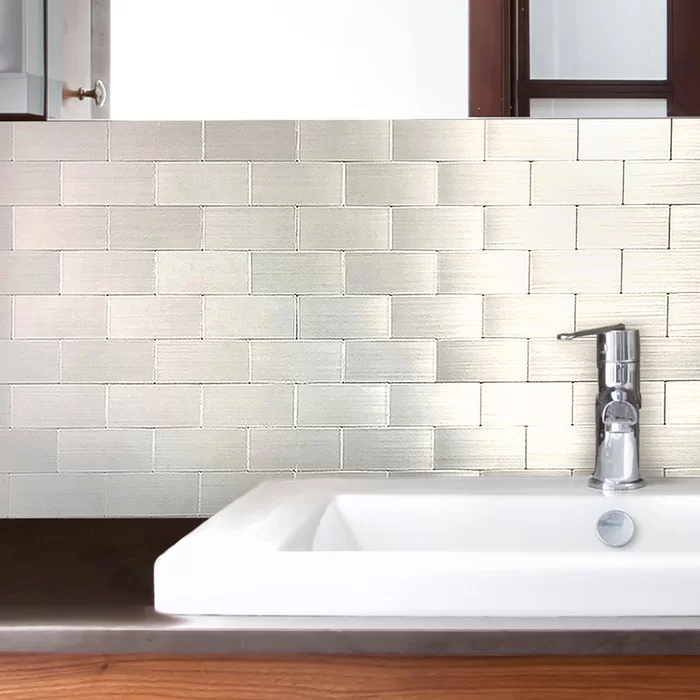 13 X 11 Pvc Peel Stick Mosaic Tile Peel Stick Backsplash Mosaic Tiles Peel And Stick Tile