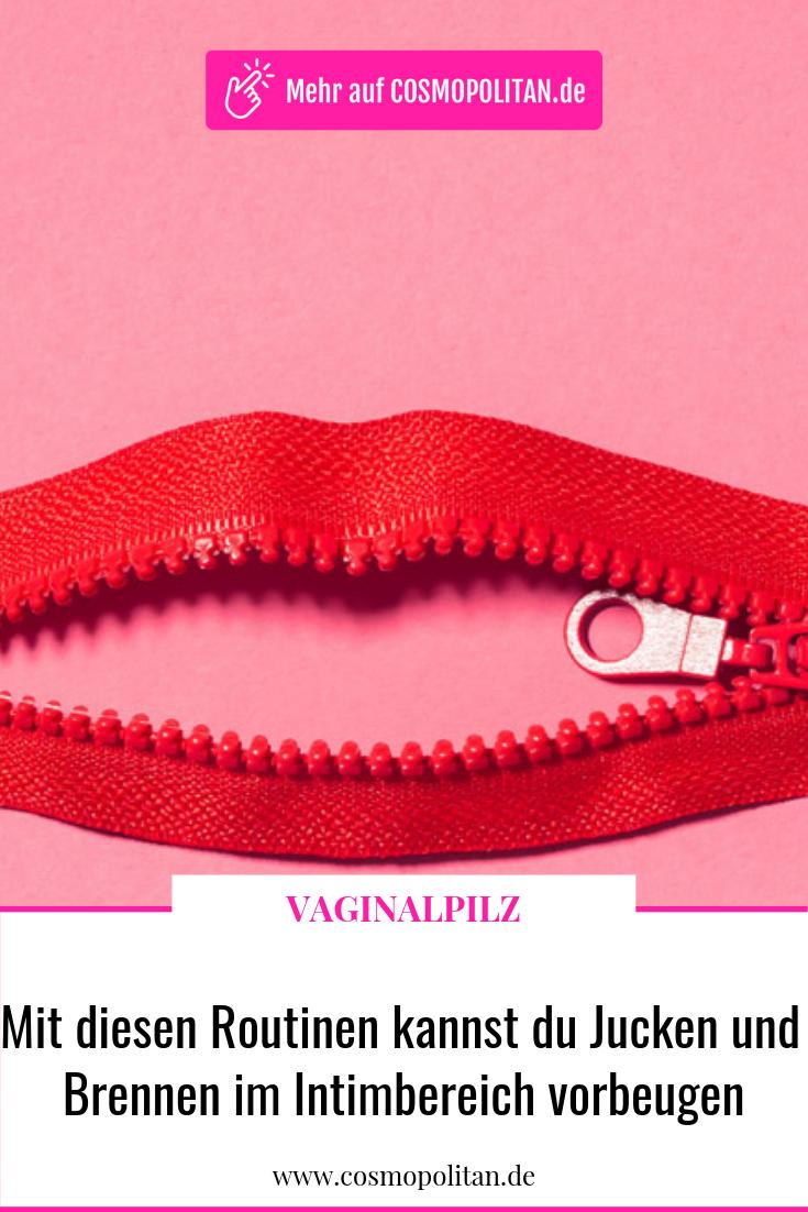 vaginal brennen und schmerzen