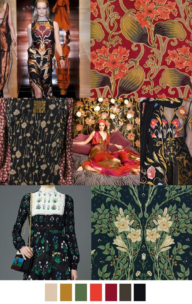 TRENDS // PATTERN CURATOR - PATTERN + COLOR . SS 2016 ...