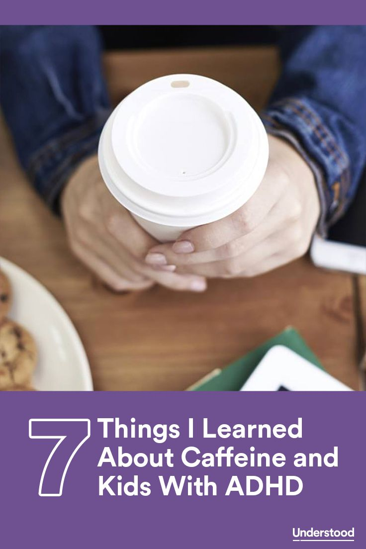 7 things i learned about caffeine and kids with adhd | adhd and