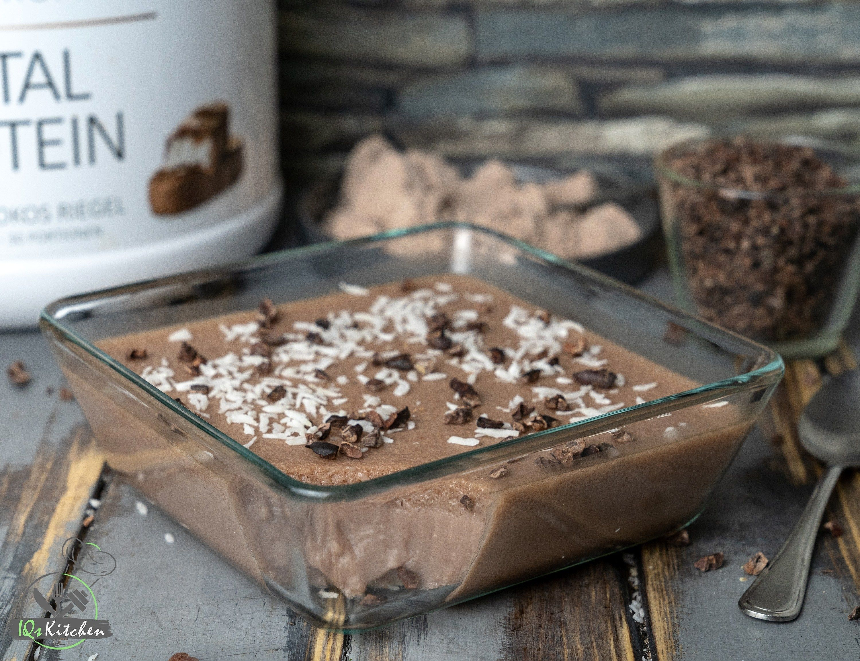 ehrmann protein pudding