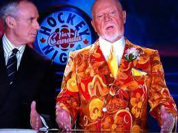 Don Cherry Suits Don Cherry Suits Sports Photos