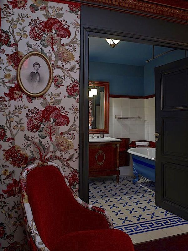 Hotel Costes With Pierre Frey Fabric