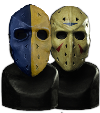 Hockey Faceplate Halloween Masks Halloween Decorations Hockey