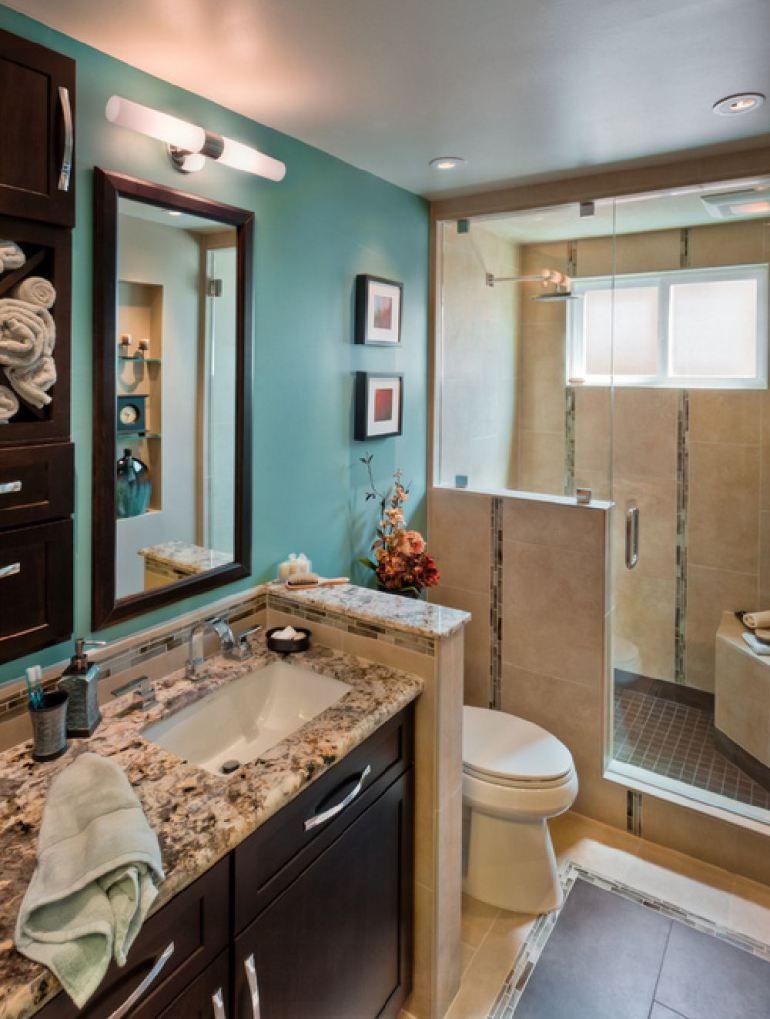 adelaparvu despre vopsea lavabila in bucatarie si baie, Foto H2H