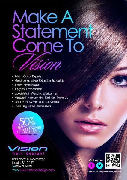 salon flyer - Căutare Google Graphic Design Pinterest - hair salon flyer template