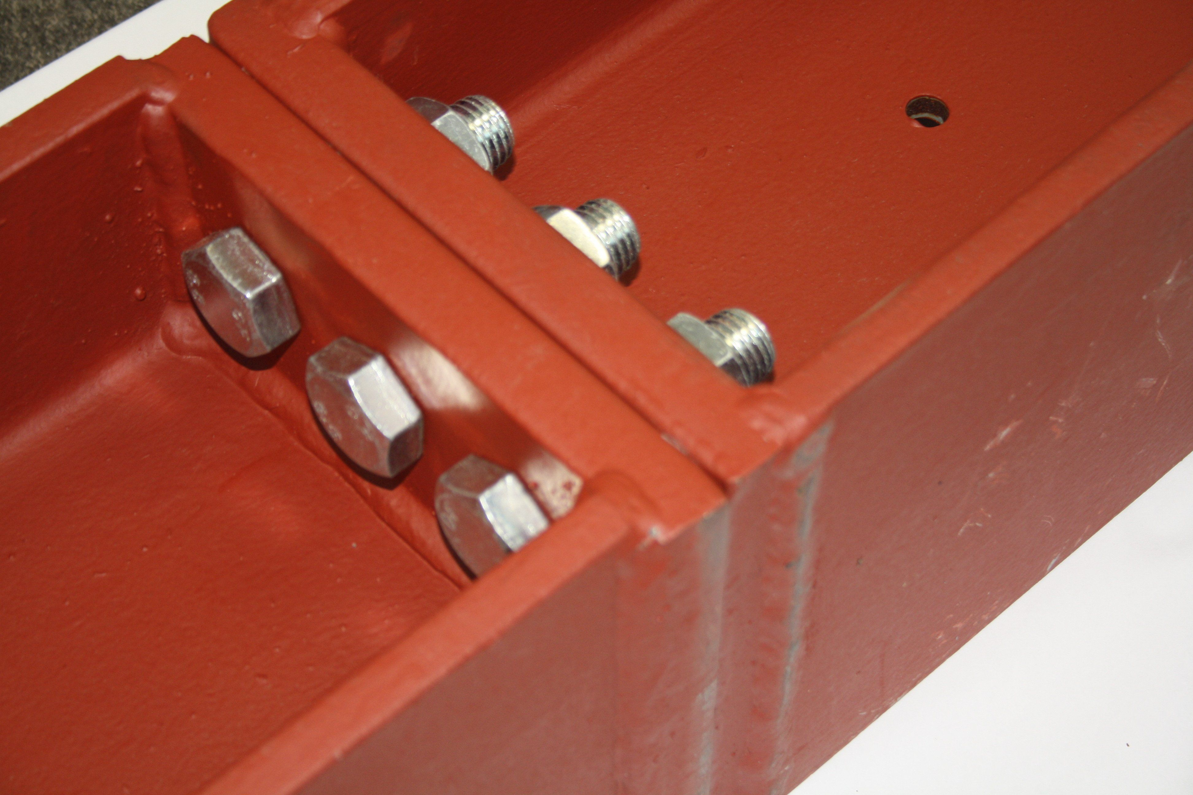 203 X 46 Uc End Plate Spliced Third Points 2 No Splices How To Change A Shower Pull Cord Switch Diynotcom Diy And Home