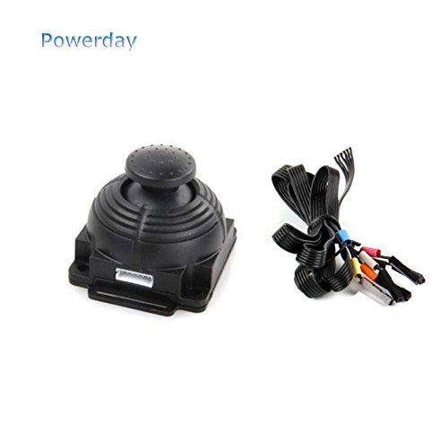 PowerdayHHGJS Joystick Controller For AlexMos Basecam 8 32 Bit Gimbal DRSL Stabilizer Visit