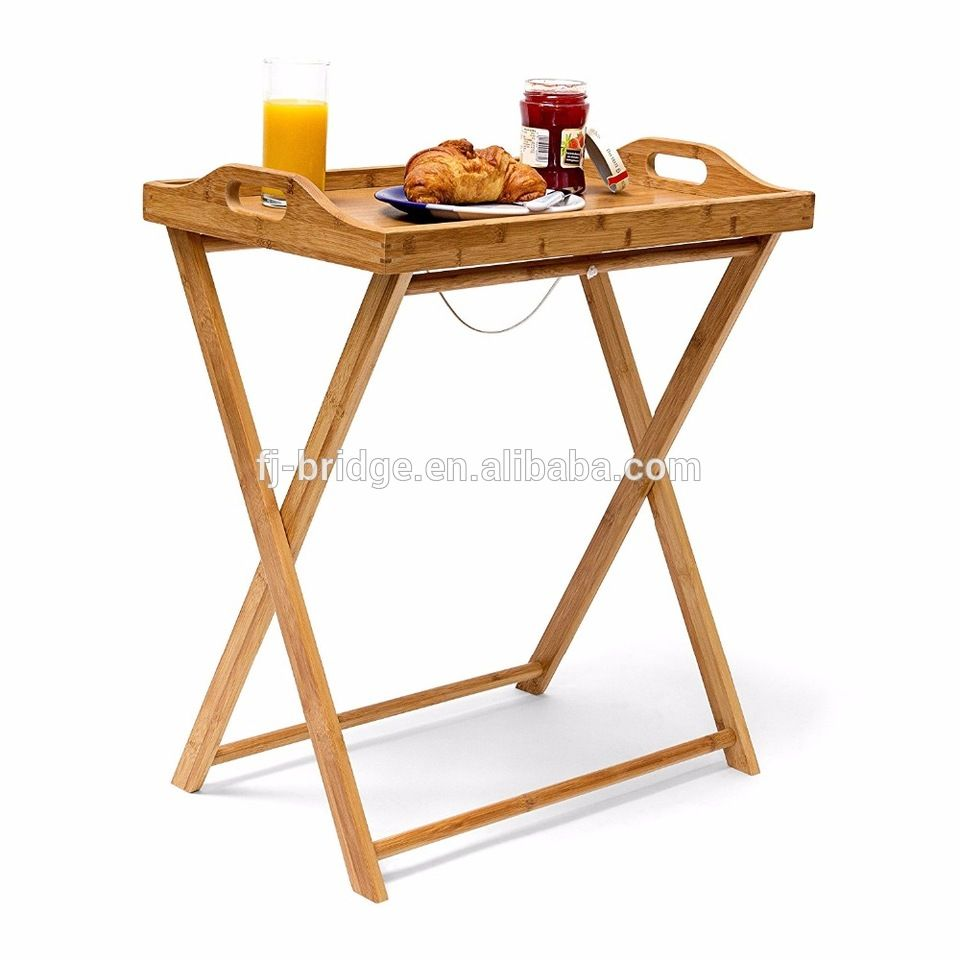 Folding Portable Tray Table Top Room Dinner Coffee Tables With Removable Tray Table Serving Tray Relaxdays Wooden Serving Trays