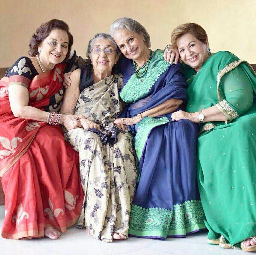 Image result for waheeda shammi helen