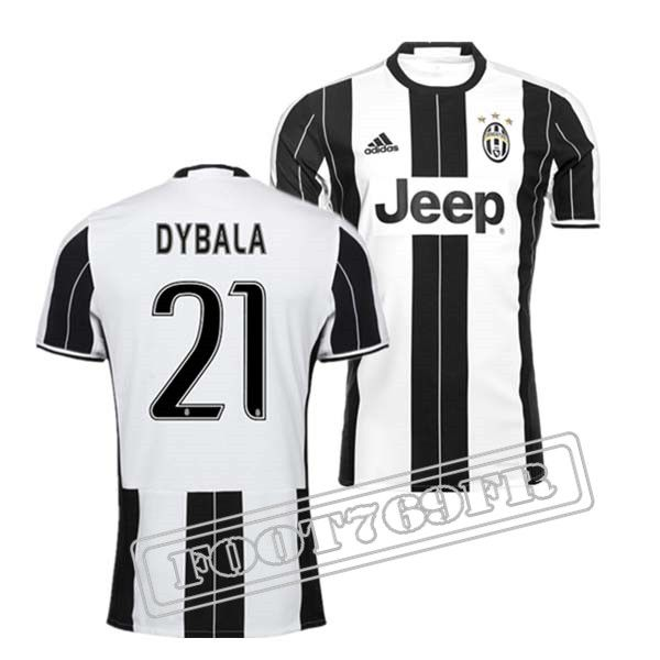 Maillot Domicile Juventus Homme