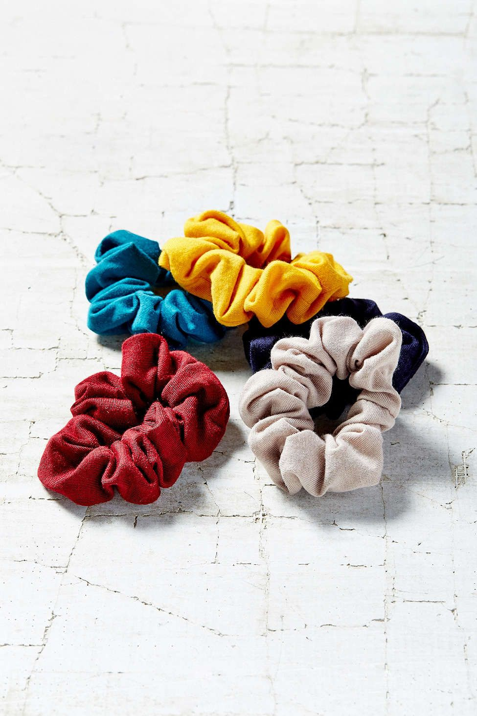 Days Of The Week Scrunchie Set | Pinterest