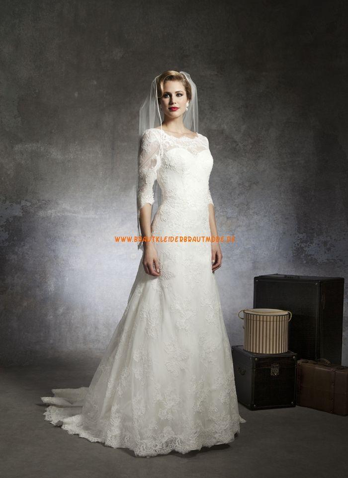 Romantische Elegante Hochzeitskleider aus Softnetz   Wunderschöne ...