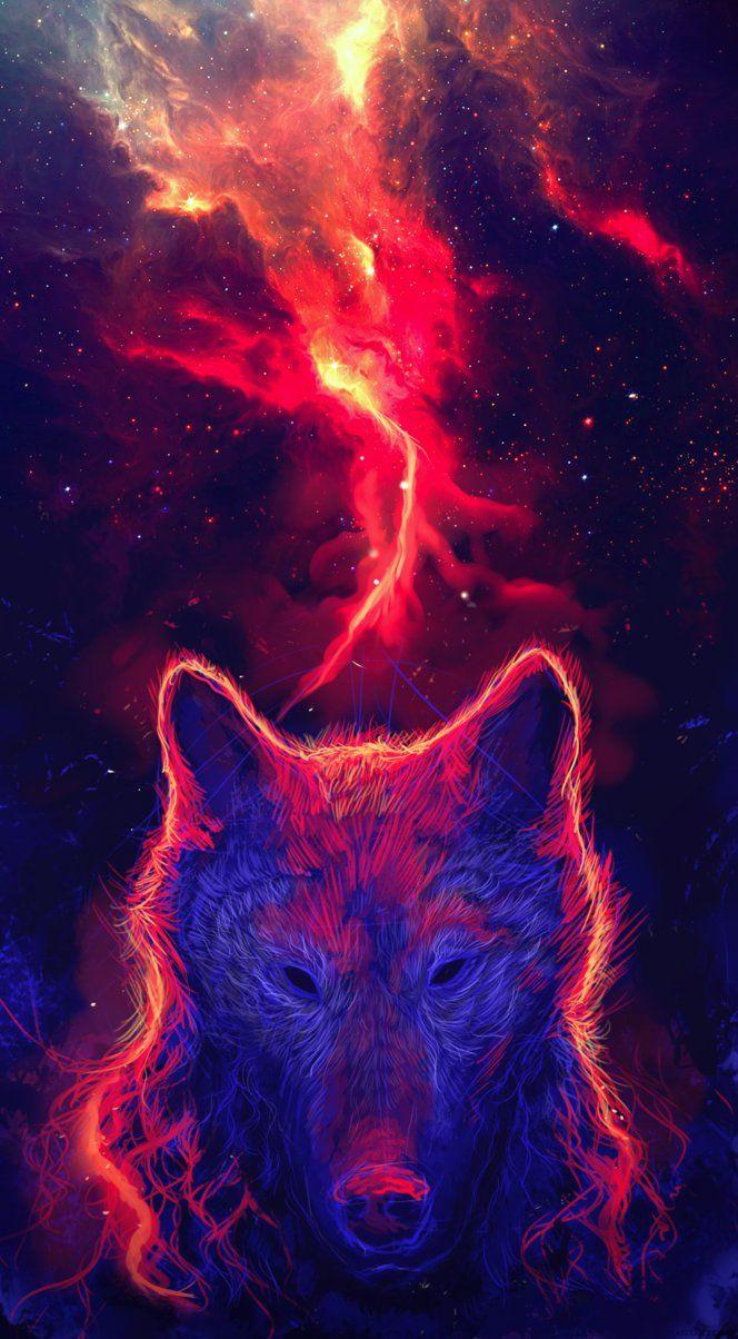 Imagination By Lesventie Wolf Spirit Animal Fantasy Wolf Animal Wallpaper