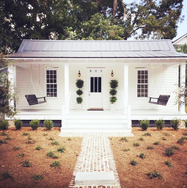 Cutest Cottage Ever Design Ideas Simply Seleta Small Farmhouse Plans Small Farmhouse Cottage Homes