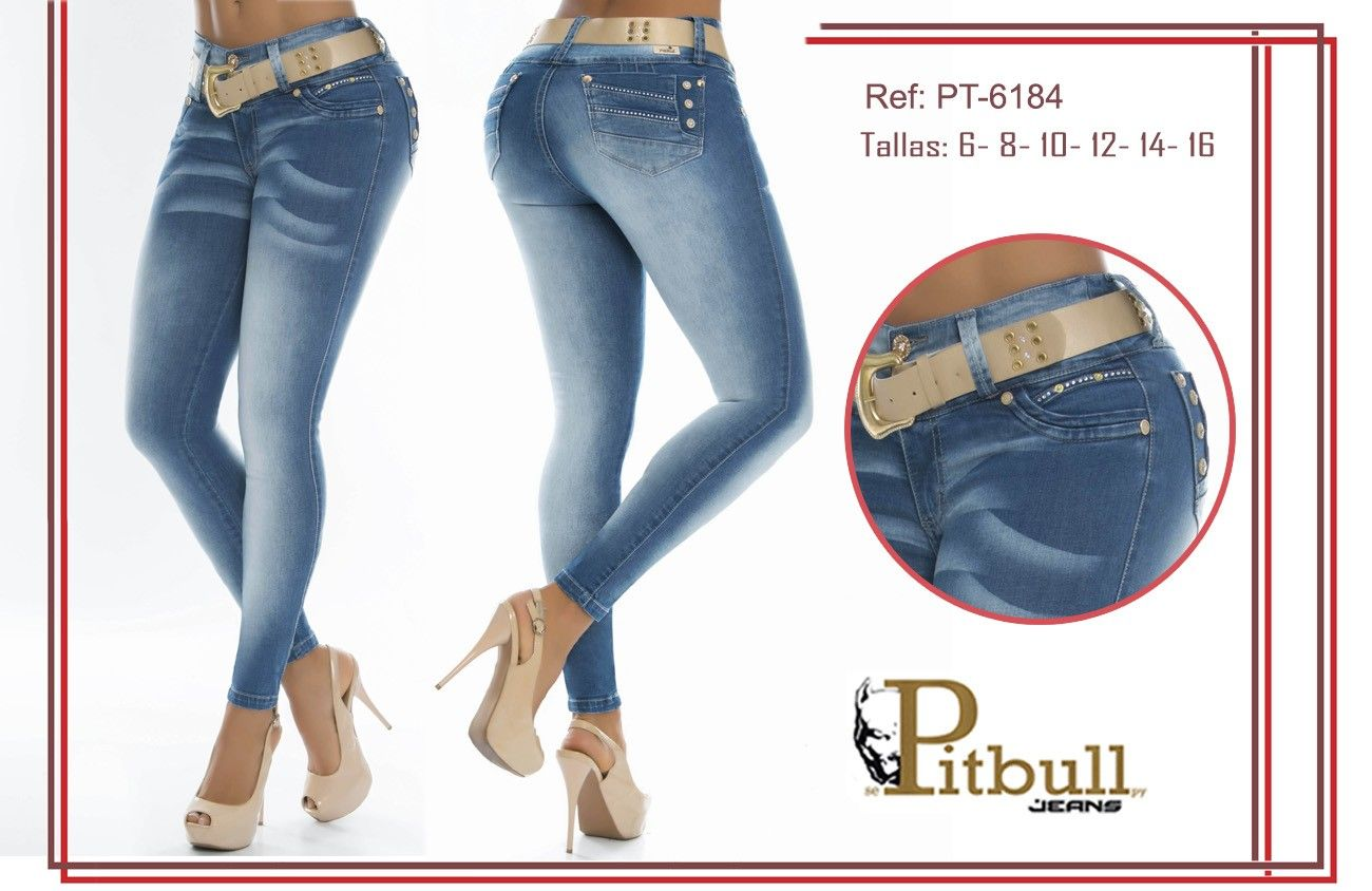 Comprar Jeans Colombianos Pitbull Factujeans Com Ropa Y Moda De Colombia Jeans Colombianos Moda Ropa