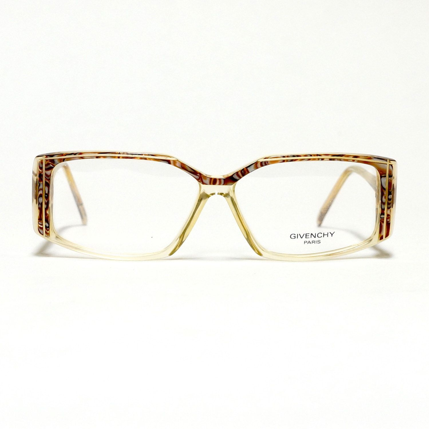 80s Givenchy Vintage glasses Frame | French Designer Glasses ...