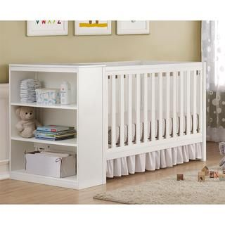 Shop for Baby Relax Ayla White 2-in-1 Convertible Crib with Storage. Get free delivery at Overstock.com - Your Online Furniture Outlet Store! Get 5% in rewards with Club O!