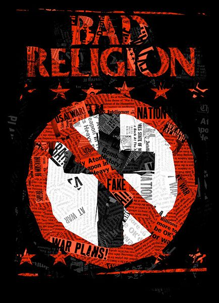 bad religion wallpaper iphone: Elephantautist: By Munk One….bad Religion