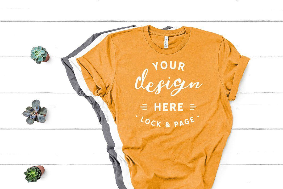 Download Bella Canvas T Shirt Mockup Bundle Shirt Mockup Tshirt Mockup Mockup