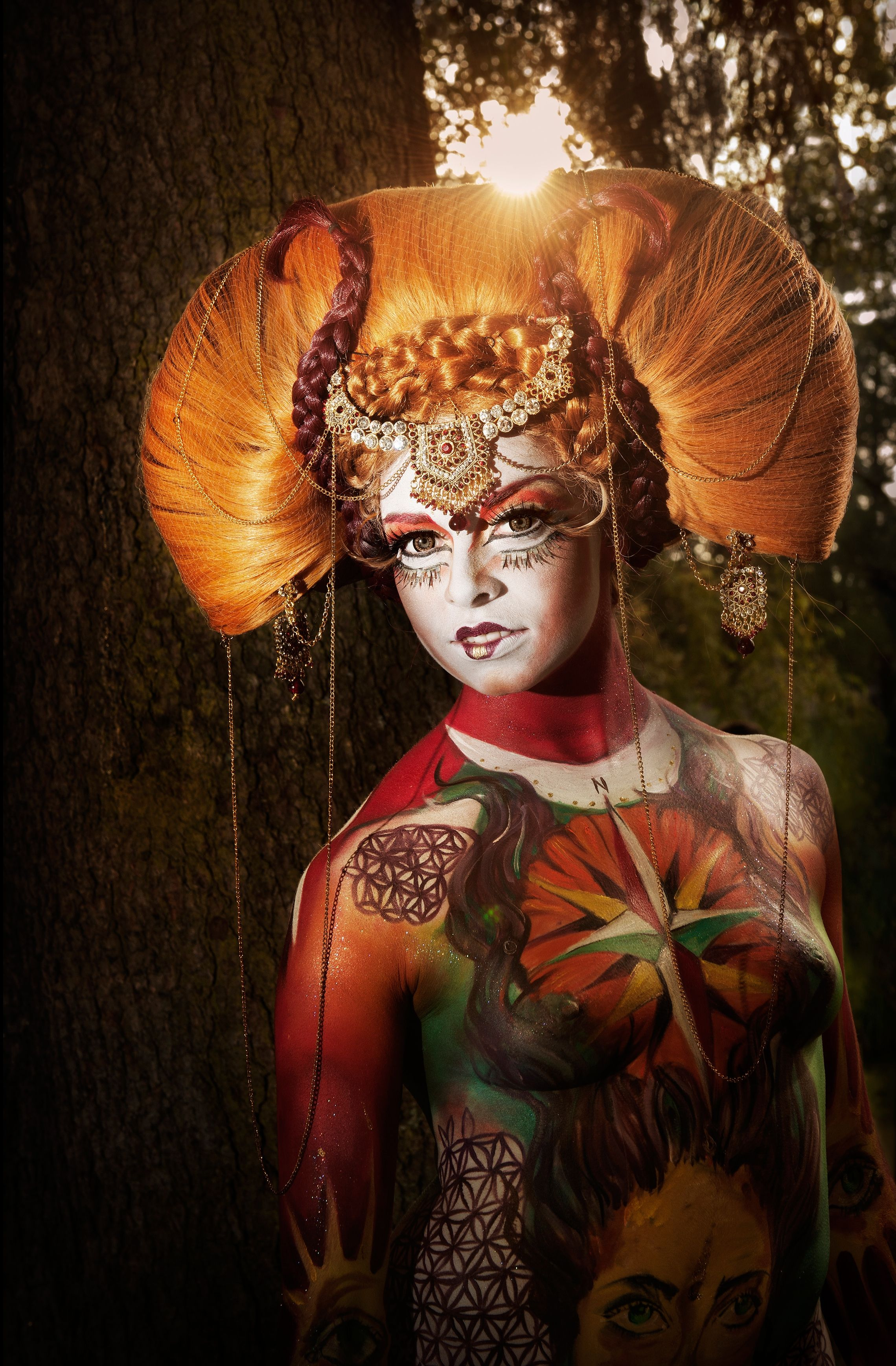World Bodypainting Festival 2020 In Klagenfurt Am Worthersee Austria With Images World Bodypainting Festival Body Art Painting Bodypainting