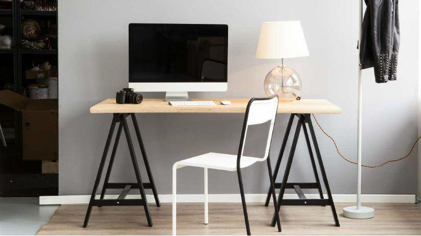 Piccole Scrivanie Moderne.Scrivanie Moderne Di Design Nel 2019 Design Scandinavo