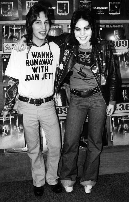 I Wanna Runaway With Joan Jett