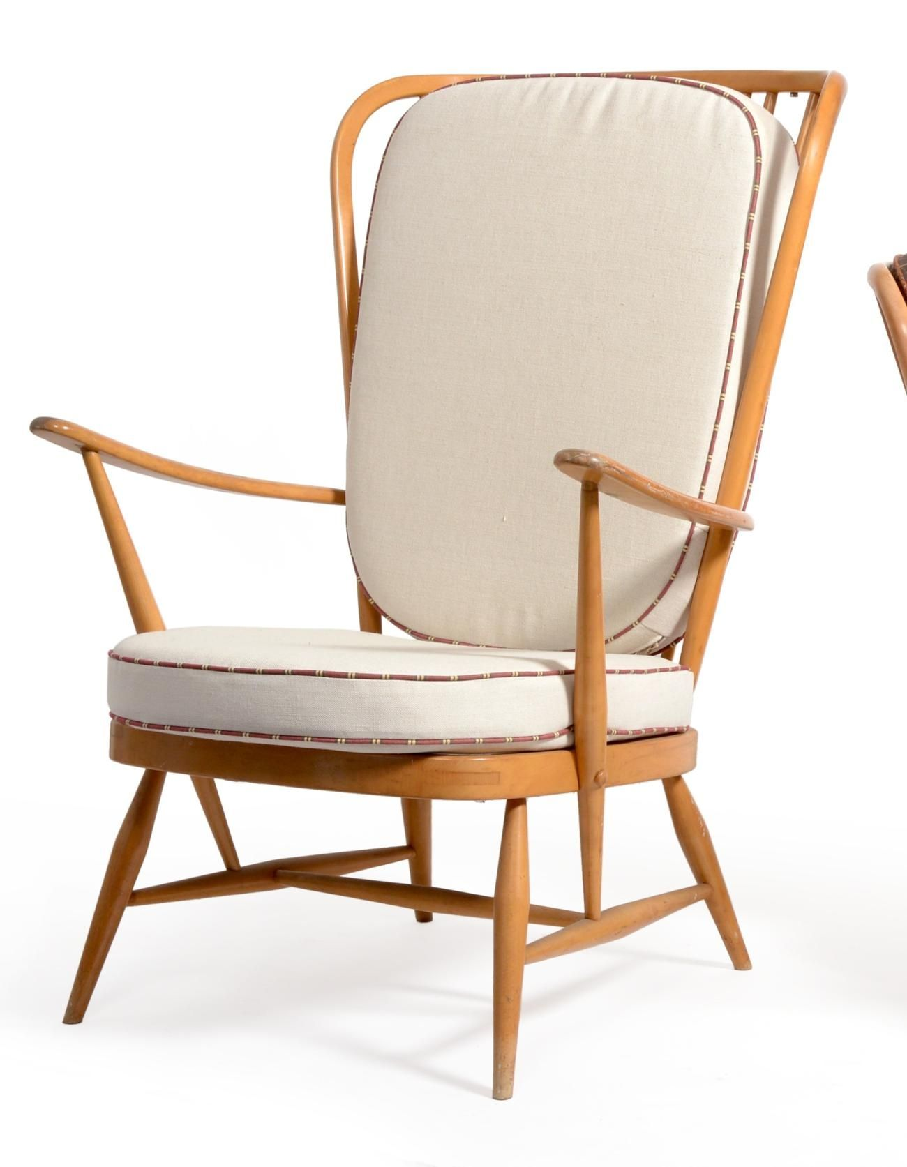 Ercol Windsor High Back Easy Chair