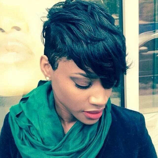 Awe Inspiring 1000 Images About Short Hair Styles Hard Wrap On Pinterest Hairstyles For Men Maxibearus