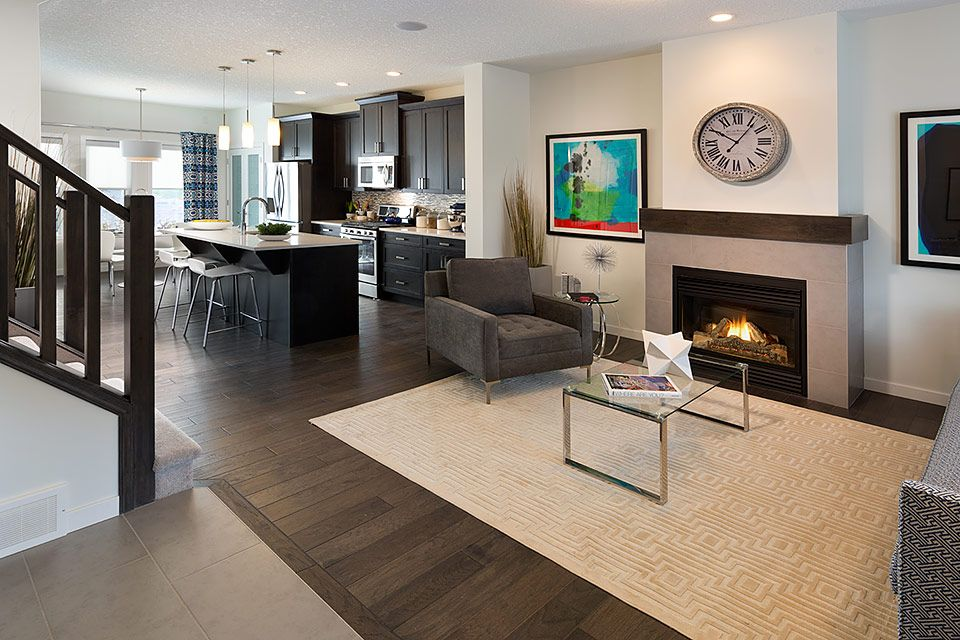 Is This A Space That You Could Come Home To It Says Welcome To Us Show Home Home Interior Design