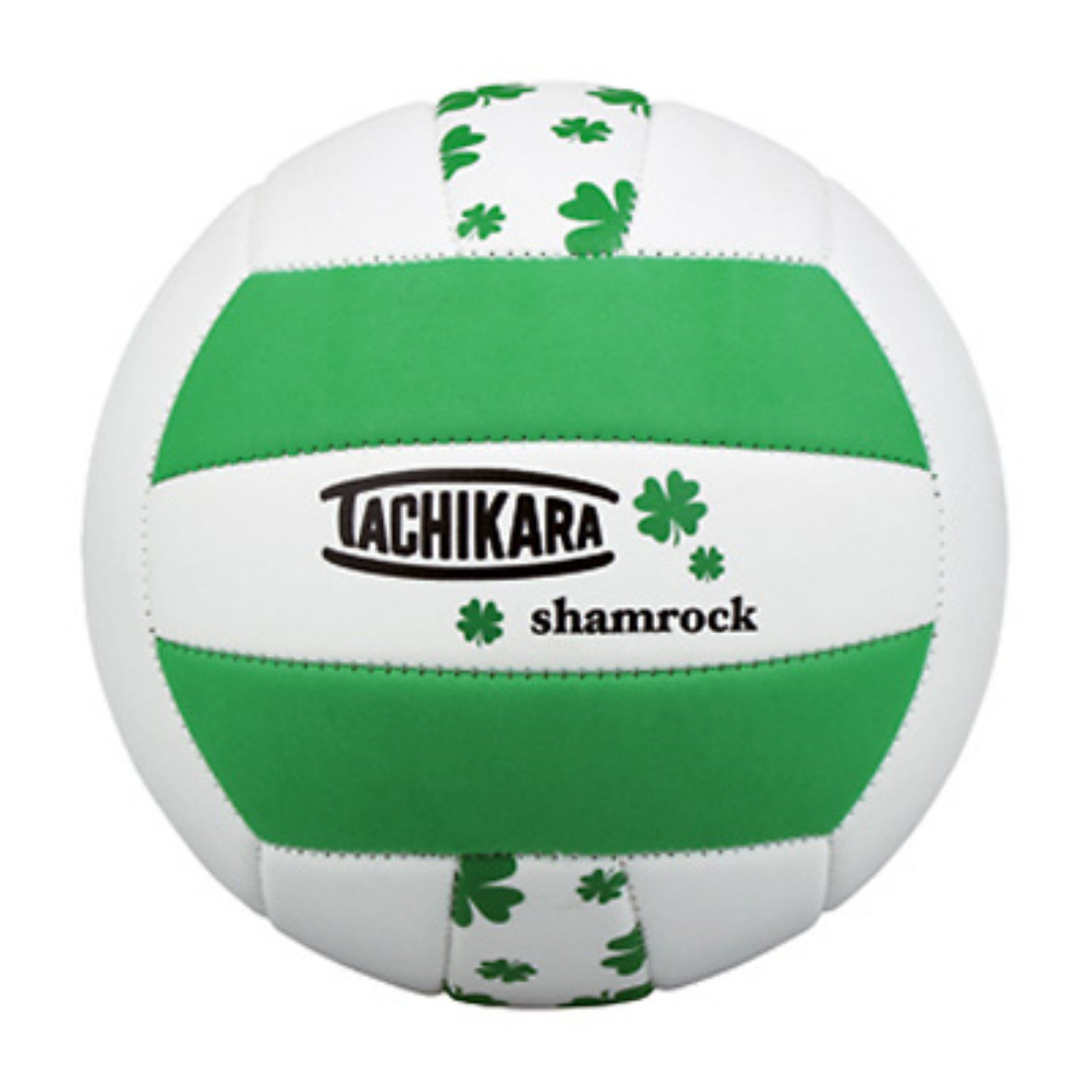 Tachikara Softec Shamrock Volleyball Shamrock Volleyball Fun Sports Volleyballs