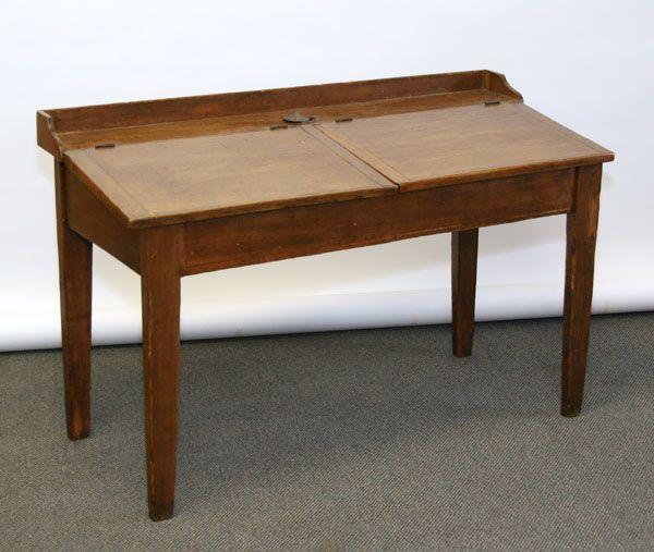 Lift Top Desk School Desks Mixed Wood School Tops