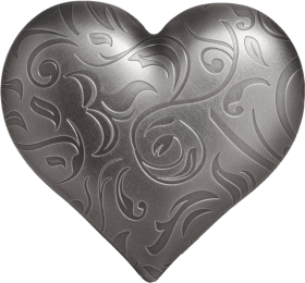 Silver Heart Silver Heart Shapes Png Image With Transparent Background Png Free Png Images Silver Heart Heart Shapes Silver Coins