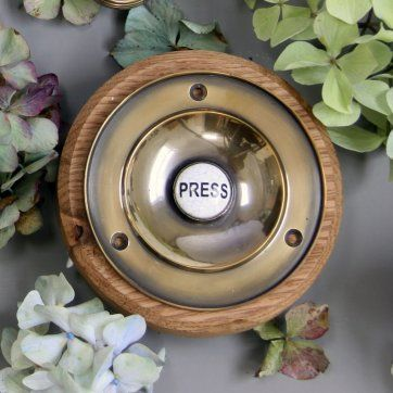 A superb collection of traditional and period door bells including brass and nickel butler bells bell pulls and bell pushes. Decorative wall mounted door ... & Vacant Engaged Lock - Distressed Antique Brass   Home Products ... pezcame.com