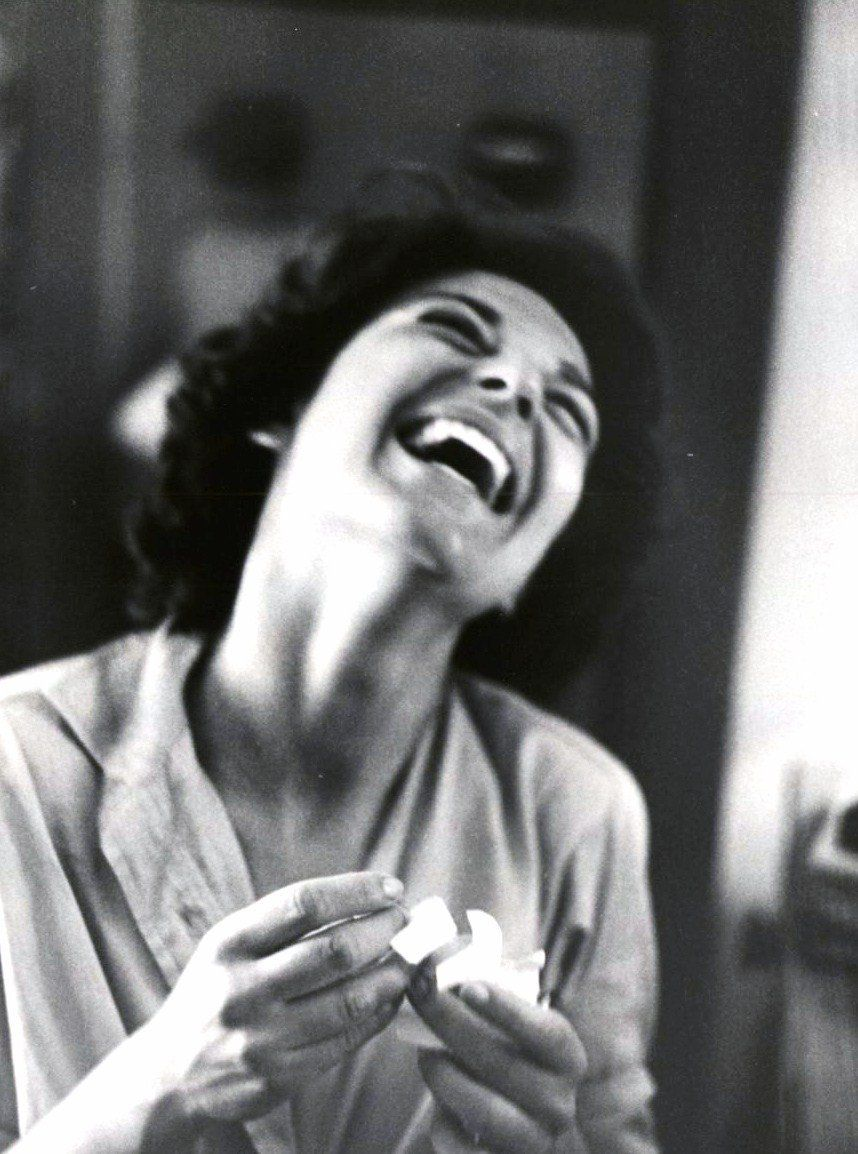 Anne Bancroft 1959    Photography Nina LEEN.